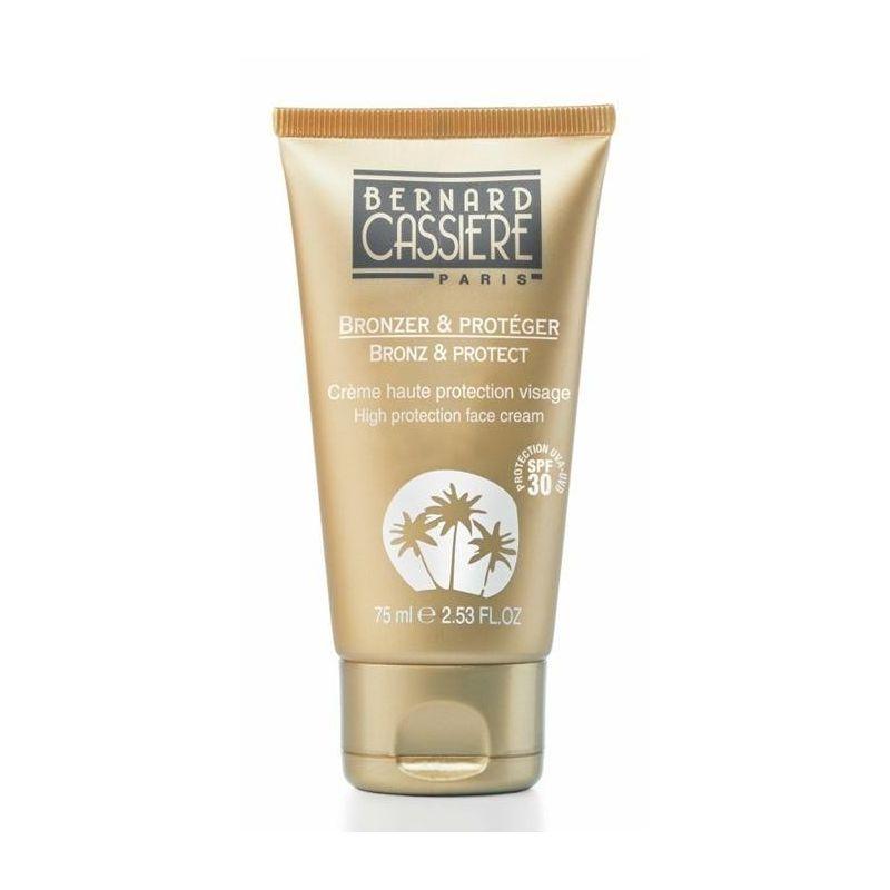 Crème haute protection visage SPF30