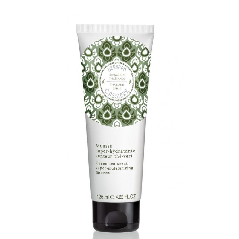 Green Tea Super-moisturizing Mousse